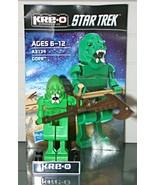 "KREON ""KRE-O"" - STAR TREK - COLLECTION 1 - GORN (1 of 6 figures) - $8.00"