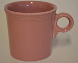 HLC Homer Laughlin ~ Fiesta ~ Pink Rose Tom & Jerry ~ Coffee Cup  Mug - $21.95