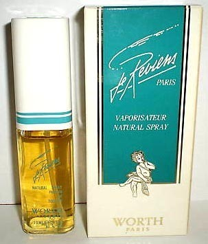 Je Reviens Worth PDT Spray 1.0 each (RARE LOW FILL)VINTAGE Parfum de Toilette