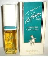 Je Reviens Worth PDT Spray 1.0 each (RARE LOW FILL)VINTAGE Parfum de Toi... - $18.99