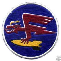 "389th Fighting Bomb 4.5"" Patch - $20.00"
