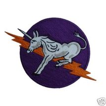 "370th Fighter Squadron 359 Fighter Group 6"" Patch - $23.00"