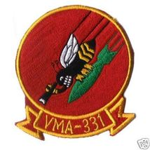 "VMA-331 NAVY 4.5"" Patch Military - $20.00"