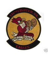 """334th Fighter Squadron the Eagles 6.5"""" Patch Military - $25.00"""