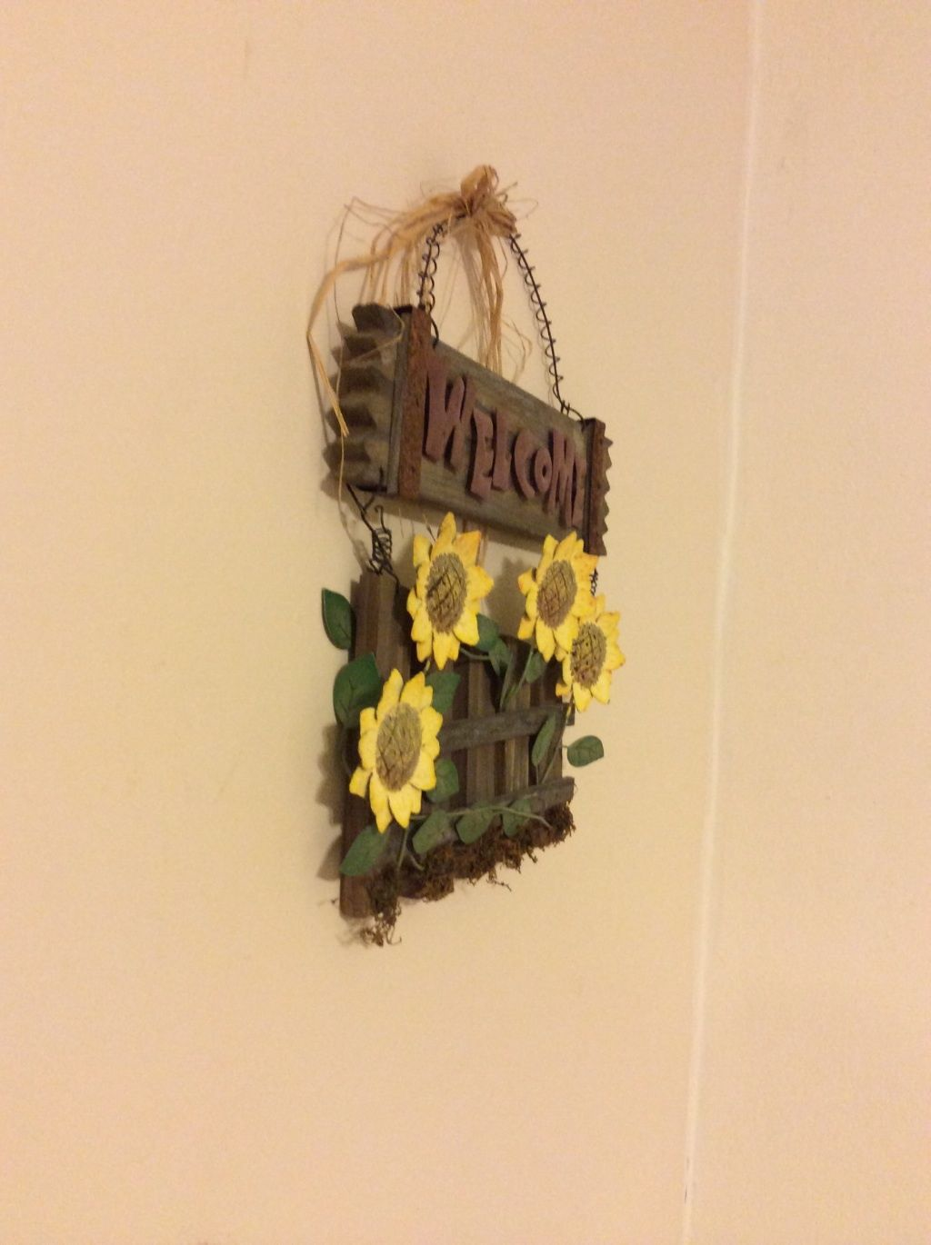 Pretty Welcome Wall Decor Plaques Contemporary - The Wall Art ...