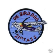 """21st Tactical Air Support Squadron 4.25"""" Patch - $20.00"""