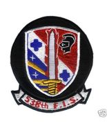 538th Fighter Interceptor Squadron Patch - $20.00