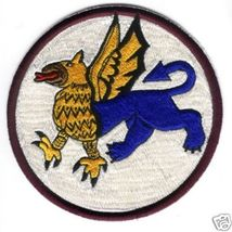 """50th Bomb Squadron 46th Bomber Group 5.25"""" Patch - $20.00"""