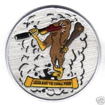 """352ND FIGHTER SQUADRON 353RD FIGHTER GROUP round 5"""" pat - $20.00"""