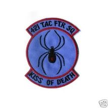 "421st Tactical Fighting Squad 3.8"" Patch - $20.00"