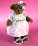 "Boyds Bears ""Dazzle Gembeary"" 8"" April Birthday Bear- #4015959 -NWT-2009... - $29.99"