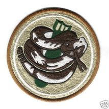 "750th Bomb Squaron 457th Bomb Group Brown 6"" Patch - $20.00"