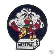 "VU-3 Westpac 4.8"" Patch - $20.00"