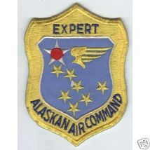 "Alaskan Air Command Expert 4"" Patch - $20.00"