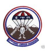 "27th Troop Carrier 5.25"" Patch Humpty Dumps - $20.00"