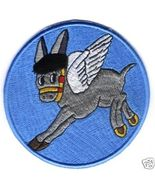 """24th Troop Carrier Squadron 4.25"""" Patch Military - $23.00"""