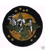 """422nd NIGHT FIGHTER SQUAD 4.5"""" Patch - $22.00"""