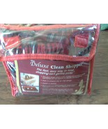 Babe Ease Deluxe Reversible Tartan Clean Shopper Shopping Cart Cover - $6.00