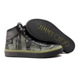 Sneakers Choo 43 Size Camo Argyle Mid Top 10 Jimmy NIB q1SwTa5S