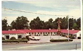 Vtg Bella Vista Motel Colorado Springs Harold Joe Wagner  - $7.43