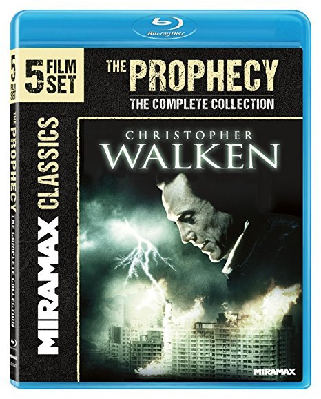 The Prophecy 1-5 Collection [Blu-ray] (2014)