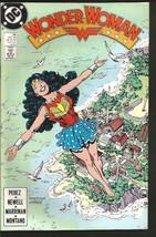 Wonder Woman #36 VF- 1989 Dc Comics George Perez Marrinan Austin Montano - $12.96