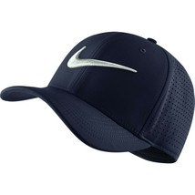 NEW! Nike Vapor Classic 99 SF Training Hat-Obsidian/Pure Platinum L/XL - $49.38