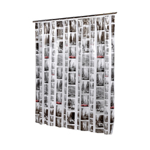 Carnation Home Fashions New York Vinyl Shower Curtain 1301-SCV-NYC - $25.82