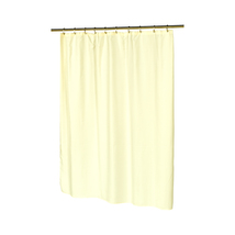 Carnation Home Fashions Waffle Weave Polyester Curtain in Ivory 1301-SCW... - $27.62