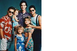 Full House John Stamos Olson Sisters Vintage 11X14 Color TV Memorabilia ... - $12.95