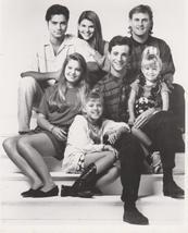 Full House John Stamos Olson Sisters EP Vintage 11X14 BW TV Memorabilia ... - $13.95
