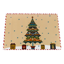 Carnation Home Fashions Christmas Time Holiday Place Mat - 1301-XPLMT-CT - $18.89