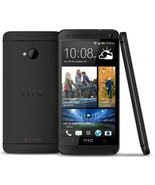 NEW HTC ONE - 32GB - BLACK (UNLOCKED) SMARTPHONE, 4 MP CAMERA + FREE GIFTS - $169.99