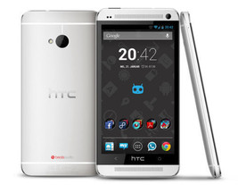 htc one 32gb white unlocked  m7 smartphone four nucleos 1.7ghz smartphone - $168.80