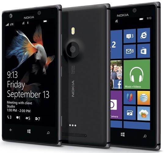 Used, nokia lumia 925 smartphone unlocked 16gb black smartphone cellphone mobilephone for sale  USA