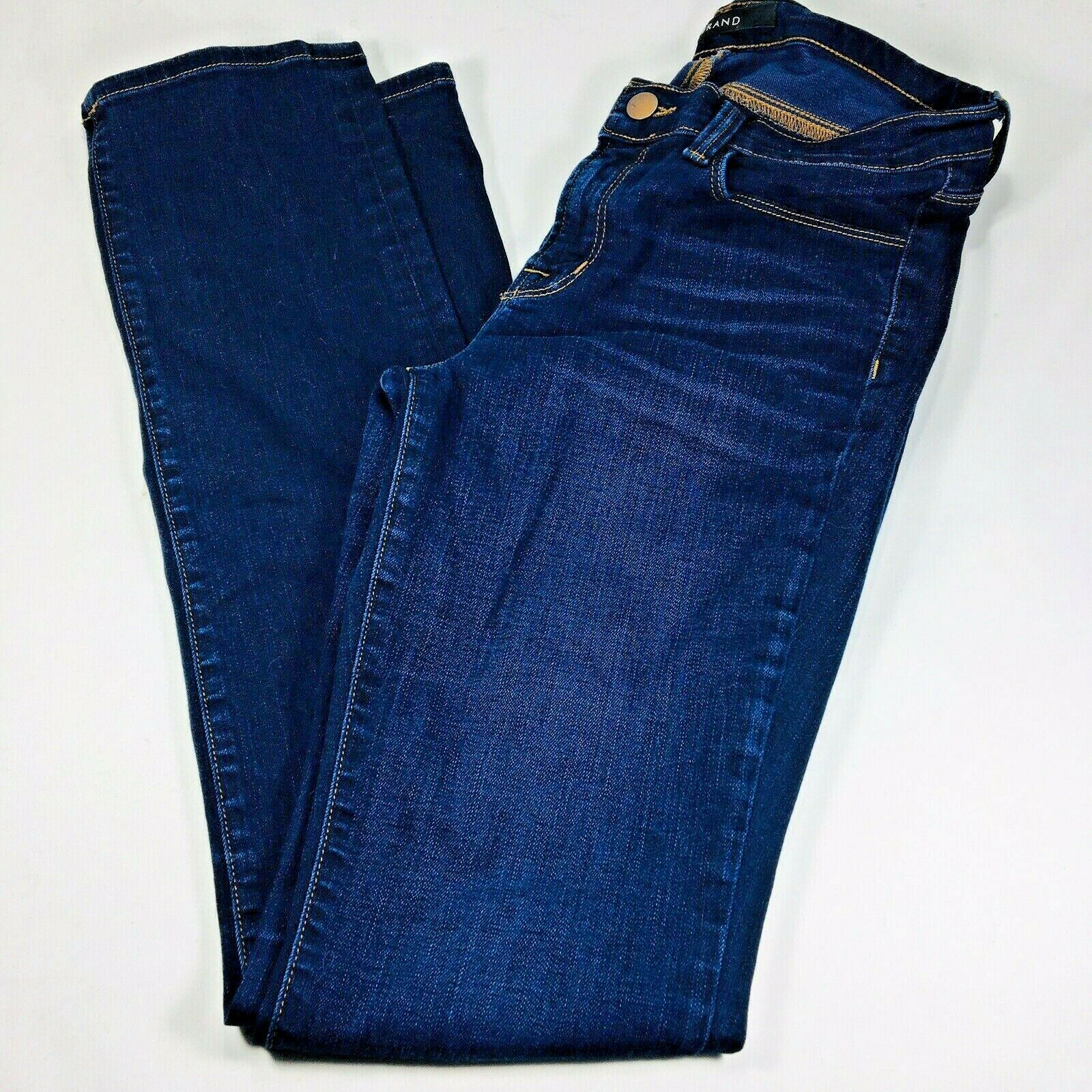 J Brand Womens Cigarette Leg Ignite Slim Straight Leg Cotton Stretch Size 28x31
