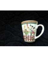 disney mickeys garden coffee tea morning mug - $19.00