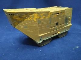 Star Wars Micro Machines Action Fleet Jawa Sandcrawler By Galoob — 6.5 Inch Long - $24.74