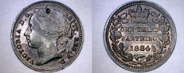 1884 Great Britain 1/3 Farthing World Coin - UK - England - Ceylon -Abor... - $44.99