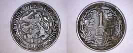 1925 Netherlands 1 Cent World Coin - $4.99
