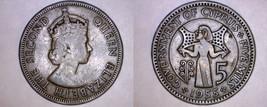 1955 Cyprus 5 Mils World Coin - $5.99