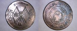 c.1920 Chinese Honan Province 20 Cash World Coin - China - $14.99