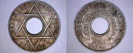 1947 British West Africa 1/10th Penny World Coin - $14.99