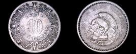 1937-M Mexican 10 Centavo World Coin - Mexico - $49.99