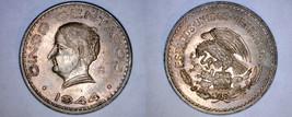 1944 Mexican 5 Centavo World Coin - Mexico - $12.99