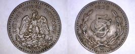 1935 Mexican 5 Centavo World Coin - Mexico - $12.99