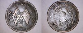 c.1920 Chinese Honan Province 20 Cash World Coin - China - $12.99