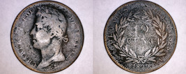 1829-A French Colonies 10 Centimes World Coin - $29.99