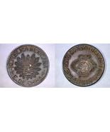 1914 Revolutionary Mexico Chihuahua 5 Centavo W... - $29.99