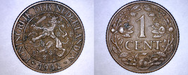 1942-P Curacao 1 Cent World Coin - $9.99